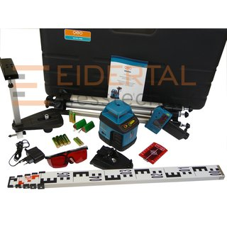 geo-Fennel ecoline Rotationslaser EL 515-SET