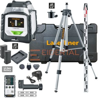 Laserliner Duraplane G360 Set 175cm